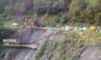 Укріплення автошляху за допомогою обладнання Morath