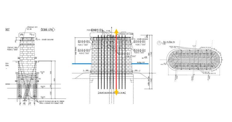 Проект реконструкції залізничного моста