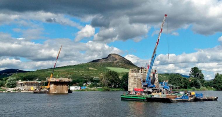 Реконструкція залізничного моста c метою збільшення пропускної здатності