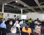 В конференції брали участь близько 150 фахівців гідроізоляції з усієї України